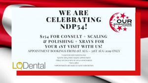NDP 54 Promotion